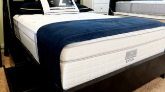 Amberly Euro Top Pocket Coil Mattress With Visco Memory