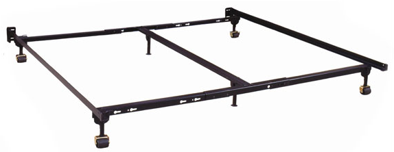Metal Bed Frame On Wheels | Sevenstonesinc.com