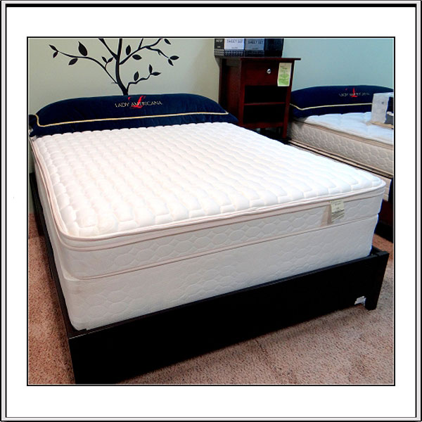 Extra Firm Mattress Lady Americana Emerald Euro Top Extra Firm