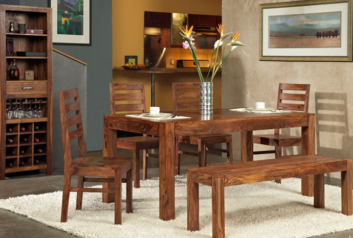 Genus Dining Set