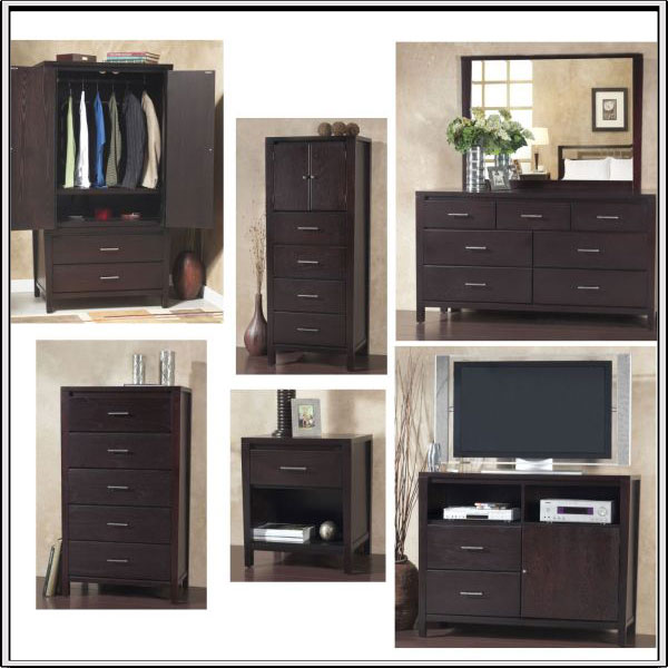 Nevis Bedroom Furniture Collection