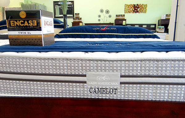 Lady Americana Camelot Firm Mattress