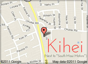 Kihei furniture store