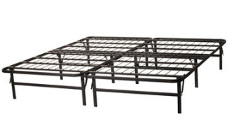 highrise folding bed frame