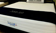 "Sonoroll 12"" Cool Touch Memory Foam Mattress"