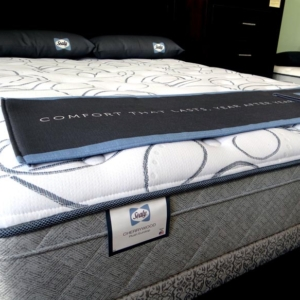 Sealy Cherrywood Plush Euro Top Mattress 2