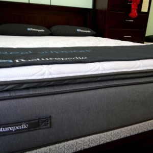 Ariel Sands Plush Euro mattress