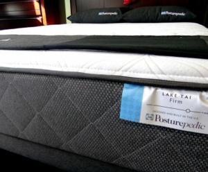 Sealy Posturepedic firm mattress