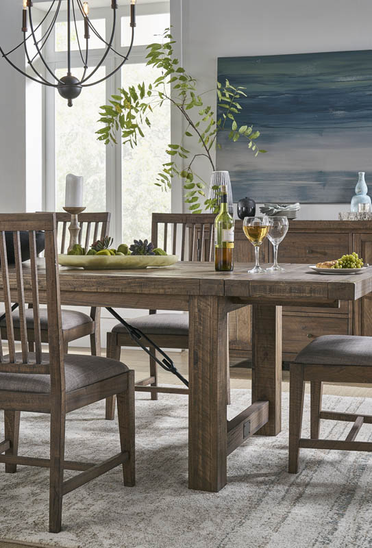 Autumn Dining Set Flint Oak