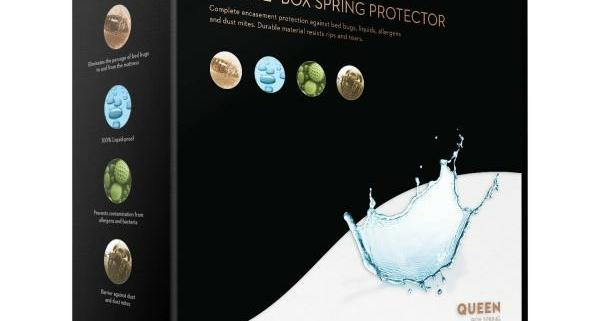 Encase Box Spring Protector