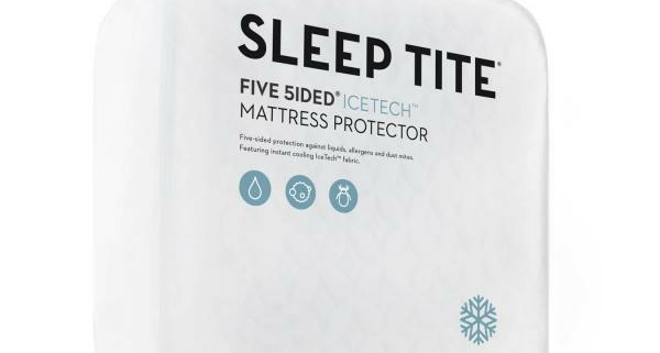 Five 5ided IceTech Mattress Protector