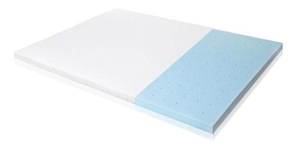 Gel Memory Foam Mattress Topper
