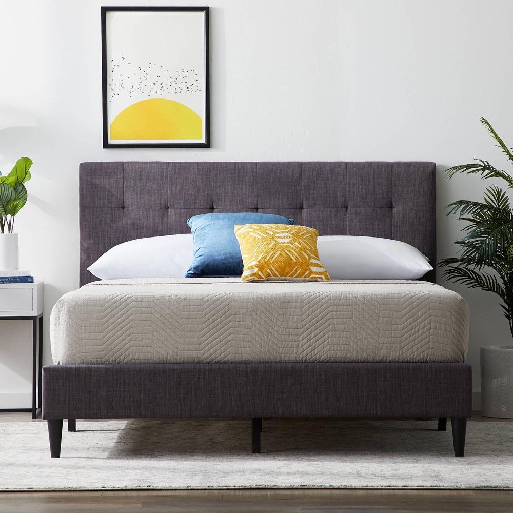 HART UPHOLSTERED BED 1