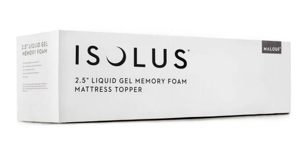 Liquid Gel Mattress Topper