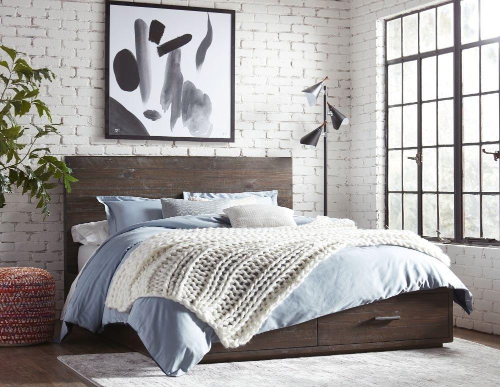 McKinney Storage Bed