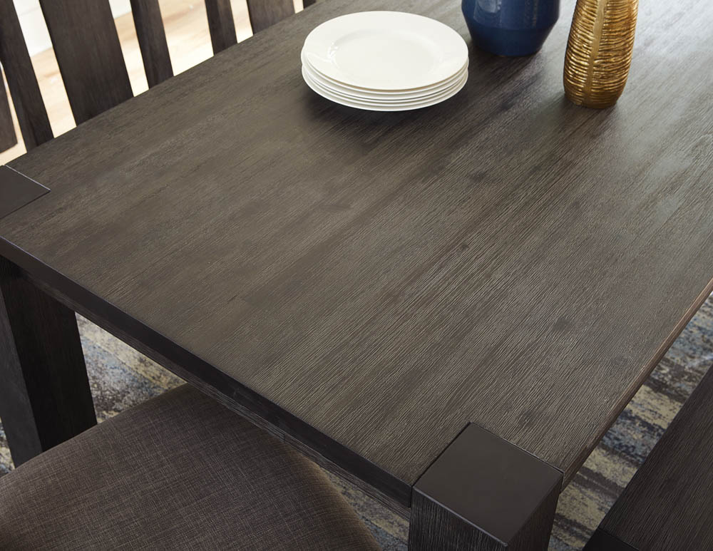 Meadow Dining Set Graphite