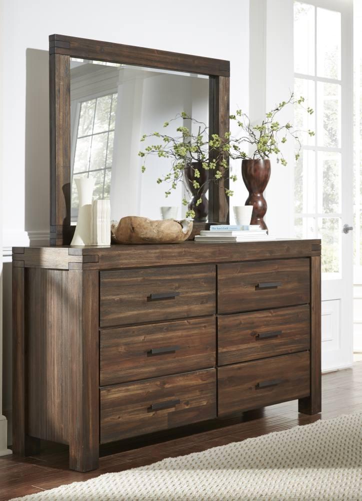 Meadow Mirror Dresser