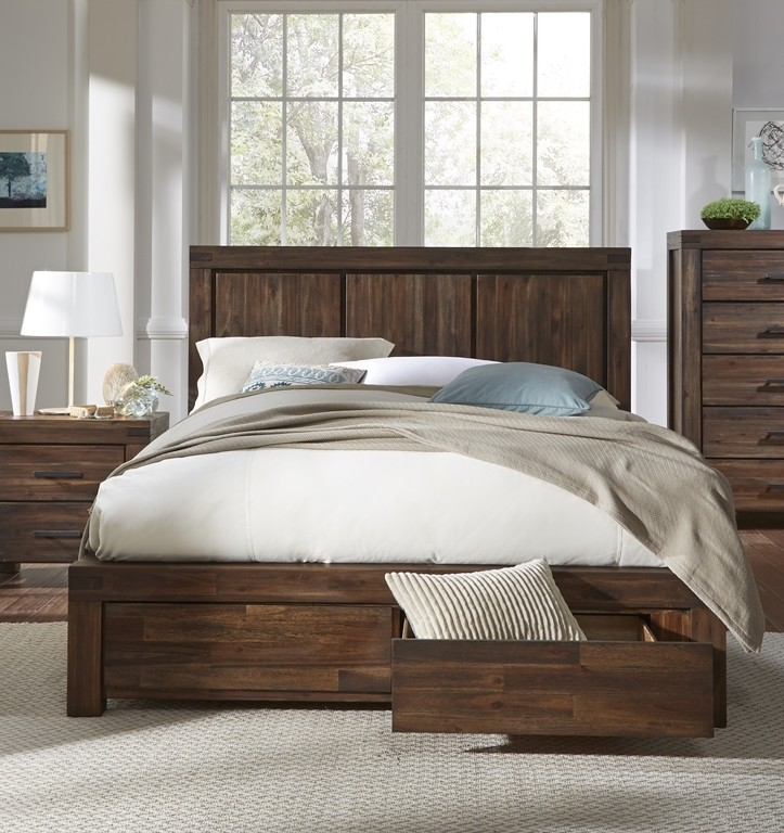 Meadow Storage Bed