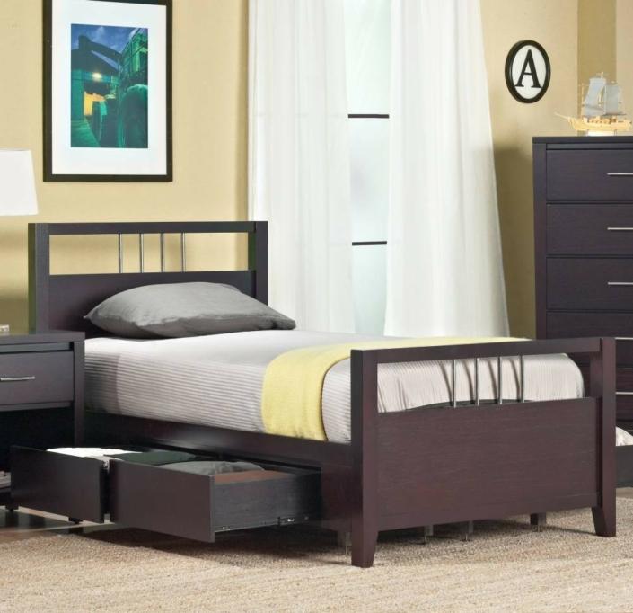 Nevis Storage Bed