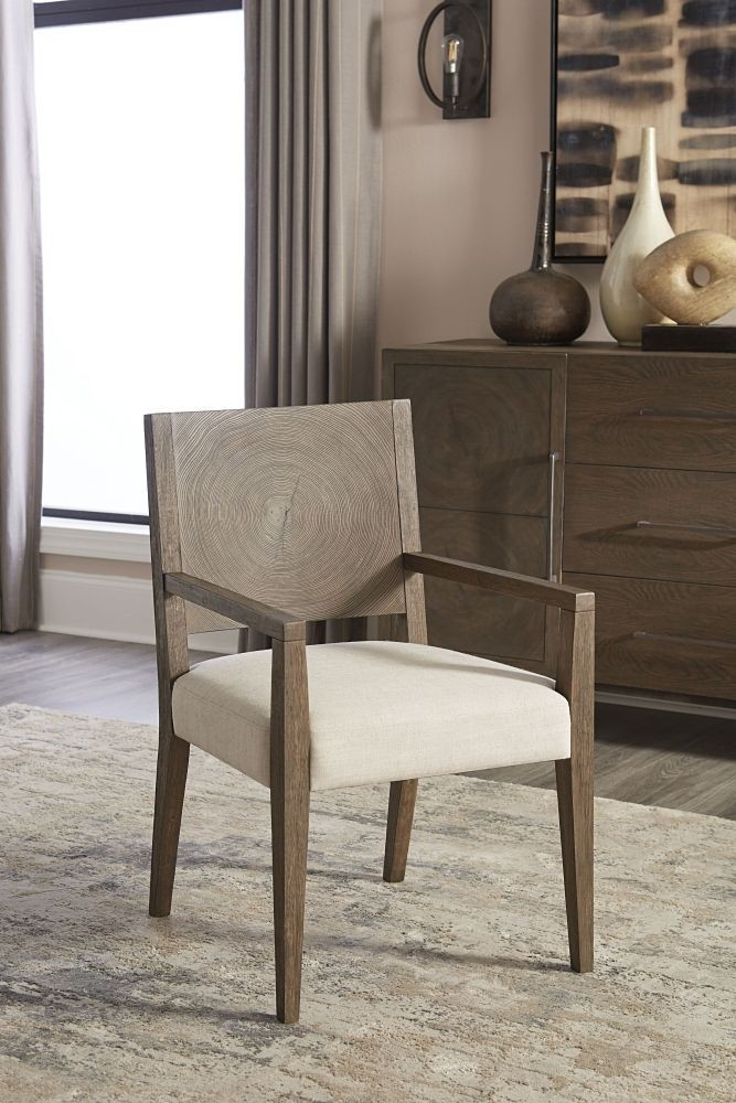 Oakland Wood Arm Chair