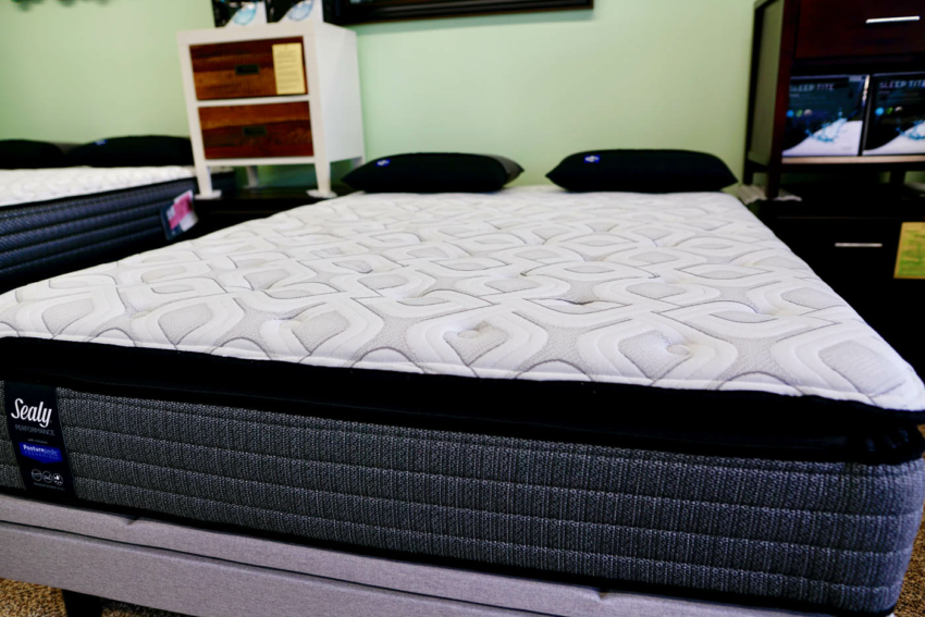 Plush Pillow-Top Mattress may have other prints/colors than the ones pictured. Comfort is subjective, please visit us to test each mattress.