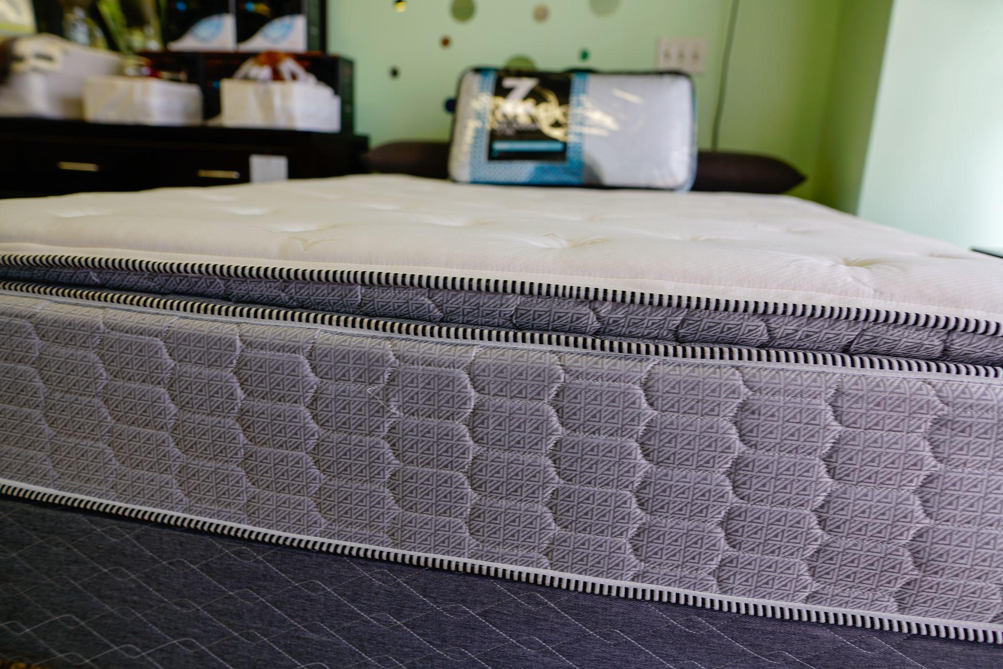 Whatcom Pillow Top Mattress