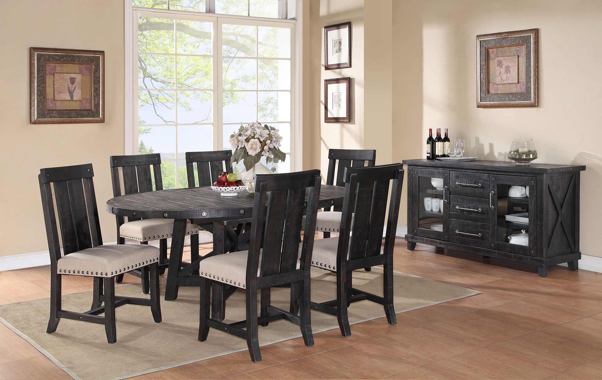 Yosemite dining set