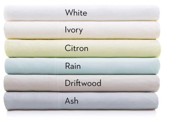 bamboo rayon sheet colors