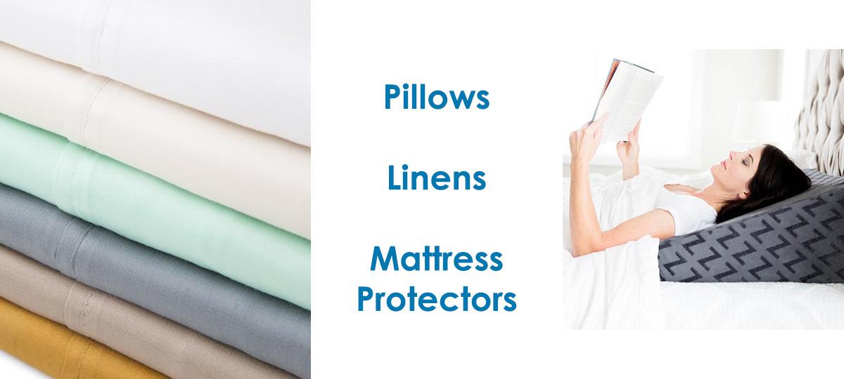 buy new pillows