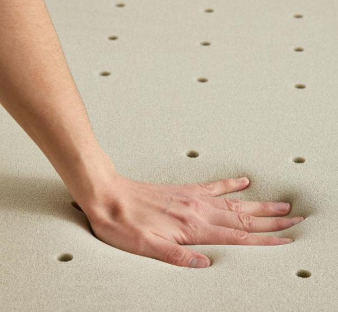cbd mattress topper