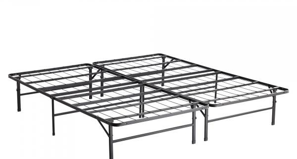 folding bed frame