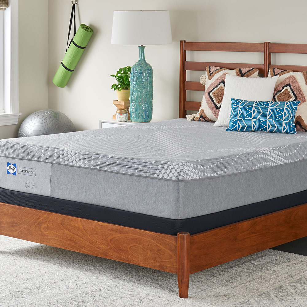 sealy moonlight bed in a box