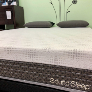 sound sleep mattress gel tech 1200 plush