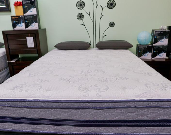 sound sleep mattress jade euro-top hybrid