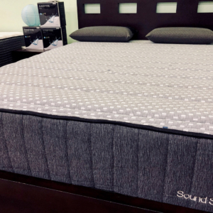 sound sleep mattress serene sleep hybrid 3000