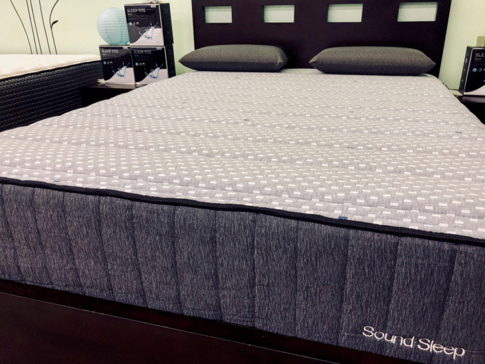 sound sleep mattress serene sleep hybrid 3000